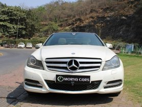 2012 Mercedes Benz C-Class C 250 CDI Avantgarde AT for sale at low price in Mumbai