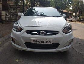 Hyundai Verna 2012 VTVT 1.6 AT SX Option for sale in Mumbai