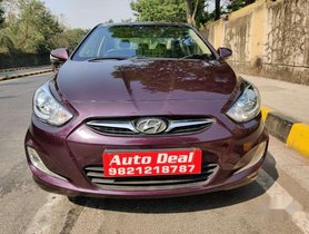 Used Hyundai Verna Fluidic 1.6 VTVT SX Opt Automatic, 2013, Petrol AT for sale in Mumbai