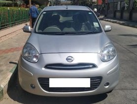Nissan Micra Diesel XV 2012 MT for sale in Bangalore