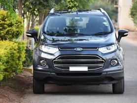 Used 2014 Ford EcoSport 1.5 DV5 MT Titanium Optional for sale in Coimbatore