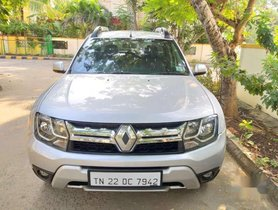 Used Renault Duster 110 PS RxZ Diesel, 2016, MT for sale in Chennai