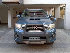 Used Toyota Fortuner 3.0 4x4 Manual, 2012, Diesel MT for sale in Hyderabad