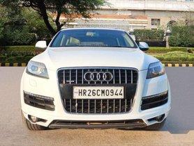 2015 Audi Q7 3.0 TDI Quattro Premium Plus AT for sale in New Delhi