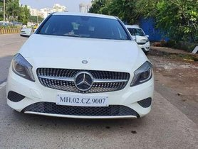 Used 2013 Mercedes Benz A Class AT for sale in Mumbai