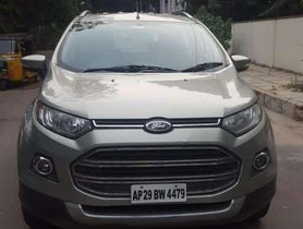 Used Ford EcoSport Titanium 1.5 TDCi (Opt), 2013, Diesel MT for sale in Hyderabad