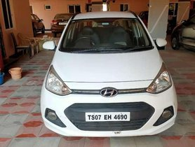 Used Hyundai Grand i10 2015 MT for sale in Hyderabad