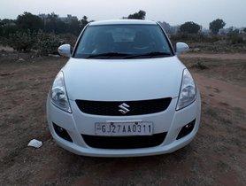 Used 2013 Maruti Suzuki Swift VXI MT for sale in Ahmedabad