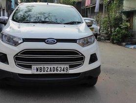 Ford EcoSport 1.5 DV5 MT Trend 2013 for sale in Kolkata