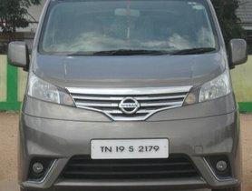 Nissan Evalia XV MT 2014 for sale in Coimbatore