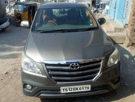 Used Toyota Innova 2.5 VX 7 STR 2013 AT for sale in Hyderabad
