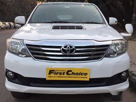 Used 2013 Toyota Fortuner AT for sale in Chandigarh