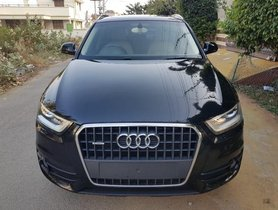 2013 Audi Q3 AT for sale in Coimbatore