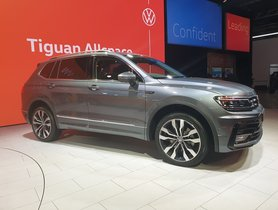 7-seater VW Tiguan AllSpace to Launch on March 6