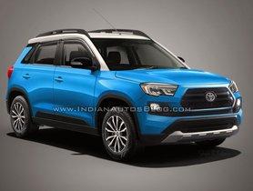 Toyota-badged Maruti Vitara Brezza To Rival Nexon & Venue