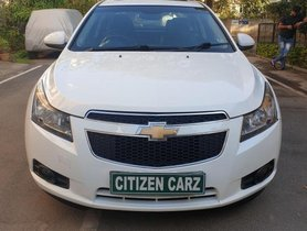 Chevrolet Cruze LTZ AT 2013 in Bangalore