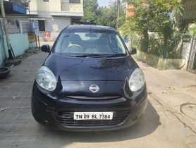 Used Nissan Micra XL Petrol, 2011, AT for sale in Chennai