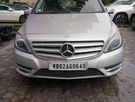 Used Mercedes-Benz B-Class B 180 Sport, 2014, Diesel AT for sale in Kolkata