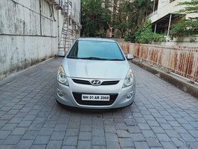 2010 Hyundai i20 1.4 Asta AT for sale at low price in Thane