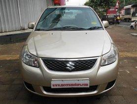2012 Maruti SX4 Vxi BSIII MT in Mumbai