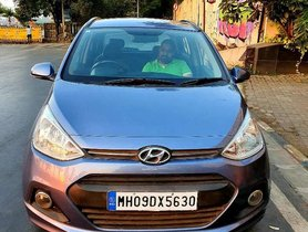 Used 2016 Hyundai Grand i10 MT for sale in Mumbai