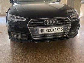 Used 2018 Audi A4 30 TFSI Premium Plus AT car at low price in New Delhi