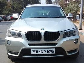 Used BMW X3 xDrive20d Advantage Edition AT 2011 in Pune