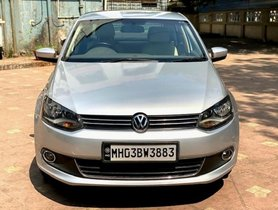 2015 Volkswagen Vento 1.5 TDI Highline AT for sale at low price in Mumbai