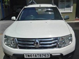 Renault Duster 110PS Diesel RxL 2014 MT for sale in Chennai