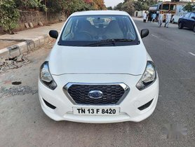 Used Datsun GO T 2016 MT for sale in Chennai