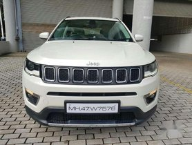 Used Jeep Compass 2.0 Limited 2017 MT for sale in Mumbai