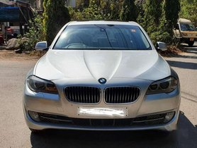 Used BMW 5 Series 525d Sedan 2010 AT for sale in Hyderabad
