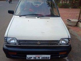 2005 Maruti 800 Std MPFi MT in Bhopal