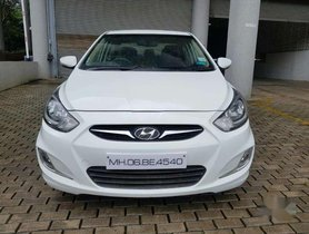 Used Hyundai Verna Fluidic 1.6 VTVT SX, 2013, Petrol MT for sale in Mumbai