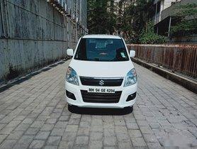2013 Maruti Wagon R VXI BS IV MT for sale in Thane