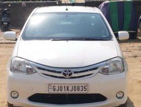 Used 2011 Toyota Platinum Etios MT for sale in Ahmedabad