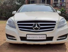 Used Mercedes-Benz R-Class R350 4MATIC, 2012, Petrol AT for sale in Mumbai