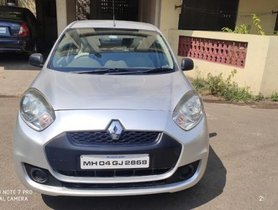 Used 2013 Renault Pulse Petrol RxL MT car at low price in Pune