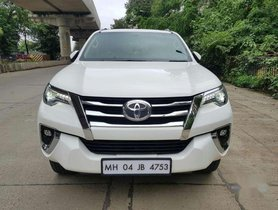 Used 2017 Toyota Fortuner 4x2 Manual MT for sale in Mumbai