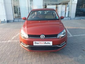 Used Volkswagen Polo 2015 MT for sale in Salem