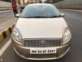 2010 Fiat Linea Dynamic MT for sale in Mumbai