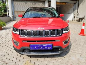 Used 2018 Jeep Compass 2.0 Limited Option MT for sale in Mumbai