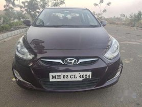 Used Hyundai Verna CRDi 1.6 SX Option Automatic, 2012, Diesel AT for sale in Mumbai