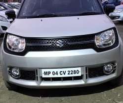 Used 2018 Maruti Suzuki Ignis 1.2 AMT Delta AT for sale in Bhopal