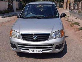 Used Maruti Suzuki Alto K10 VXI 2012 MT for sale in Hyderabad
