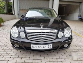 Used Mercedes-Benz E-Class 280 CDI Elegance, 2009, Diesel AT for sale in Mumbai