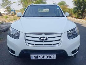 Used Hyundai Santa Fe 2011 MT for sale in Mumbai