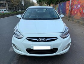 Hyundai Verna 1.6 EX VTVT 2012 MT for sale in Mumbai