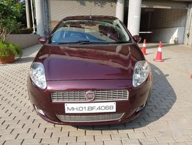 Used Fiat Punto 2012 MT for sale in Mumbai