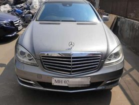 Used Mercedes-Benz S-Class 2010, Petrol AT for sale in Mumbai